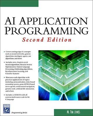 AI Application Programming - Jones, M Tim, and Piccard, Bertrand, Dr.