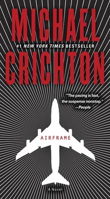 Airframe - Crichton, Michael