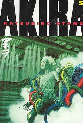 Akira Volume 5 - Ootomo, Katsuhiro