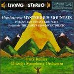 Alan Hovhaness: Mysterious Mountain; Sergei Prokofiev: Lieutenant Kij? Suite; Igor Stravinsky: The Fairy's Kiss