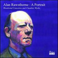 Alan Rawsthorne: A Portrait - Woodwind Concertos and Chamber Works - David Aspin (viola); David Owen Norris (piano); Jake Rea (violin); Joseph Spooner (cello); Linda Merrick (clarinet);...