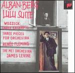 Alban Berg: Lulu Suite; Wozzeck, Three Excerpts - Renée Fleming (soprano); Metropolitan Opera Orchestra; James Levine (conductor)