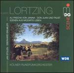 Albert Lortzing: Ali Pascha Von Janina; Szenen aus Mozarts Leben
