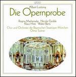 Albert Lortzing: Die Opernprobe