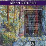 """Albert Roussel: Symphonie no. 1, op. 7 """"Le poème de la forêt""""; Concerto pour piano et orchestre, op. 36; Pour une fêt"""