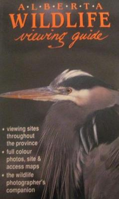 Alberta Wildlife Viewing Guide - Alaskakrafts, and Butler, Jim