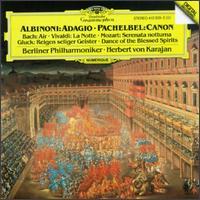 Albinoni: Adagio; Pachelbel: Canon - Andreas Blau (flute); Berlin Philharmonic Orchestra; David Bell (organ); Emil Maas (violin); Frank Maus (harpsichord);...