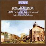 Albinoni: Opera VII - Concerti a cinque, parte seconda