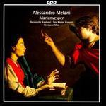 Alessandro Melani: Marienvesper