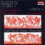 Alexander Glazunov: From the Middle Ages; Scènes de Ballet; Anatoly Lyadov: A Musical Snuffbox