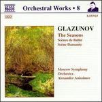 Alexander Glazunov: Orchestral Works, Vol. 8