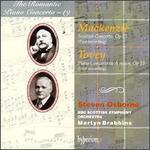 Alexander Mackenzie: Scottish Concerto; Donald Francis Tovey: Piano Concerto