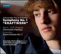 "Alexander Maria Wagner: Symphony No. 1 ""Kraftwerk"" - Alexander Maria Wagner (piano); Sofia Philharmonic Orchestra; Alexei Kornienko (conductor)"