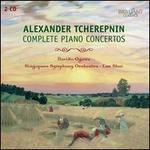 Alexander Tcherepnin: Complete Piano Concertos