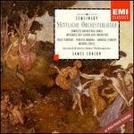 Alexander von Zemlinsky: Sämtliche Orchesterlieder