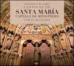 Alfons X el Sabio: Cantigas de Santa Maria