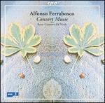 Alfonso Ferrabosco: Consort Music