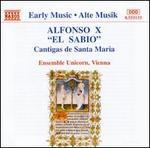 "Alfonso X ""El Sabio"": Cantigas de Santa Maria"