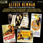 Alfred Newman Conducts His Classic Motion Picture Scores