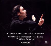 Alfred Schnittke: 3rd Symphony - Heike Gneiting (piano); Tobias Berndt (organ); Berlin Radio Symphony Orchestra; Vladimir Jurowski (conductor)