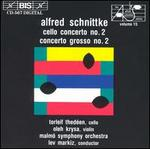 Alfred Schnittke: Cello Concerto No. 2; Concerto Grosso No. 2