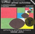 "Alfred Schnittke: Sinfonie No. 5 ""Concerto Grosso No. 4""; Pianissimo"