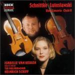 Alfred Schnittke: Violin Concerto; Witold Lutoslawski: Chain II
