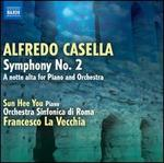 Alfredo Casella: Symphony No. 2; A notte alta