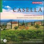 Alfredo Casella: Symphony No. 3; Italia; Introduzione, Corale e Marcia