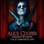 Alice Cooper: Theatre of Death - Live at Hammersmith 2009 [Blu-ray]