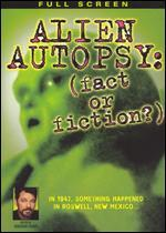 Alien Autopsy: Fact or Fiction