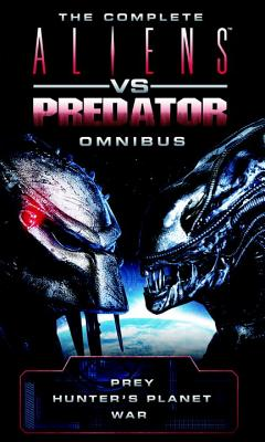 Aliens Vs Predator Omnibus - Perry, Steve, Dr., and Perry, Stephani Danelle, and Bischoff, David