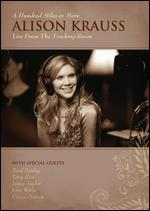 Alison Krauss: A Hundred Miles or More - Live From the Tracking Room