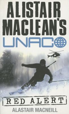 Alistair Maclean's Red alert. - MacNeill, Alastair, and MacLean, Alistair