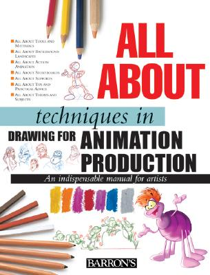 All about Techniques in Drawing for Animation Production - Camara, Sergi