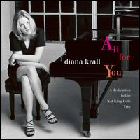 All for You (A Dedication to the Nat King Cole Trio) [LP] - Diana Krall