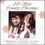 All Star Country Christmas [CD/DVD] [Brentwood]