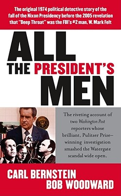 All the President's Men - Bernstein, Carl