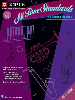 All Time Standards - Hal Leonard Corp (Creator)