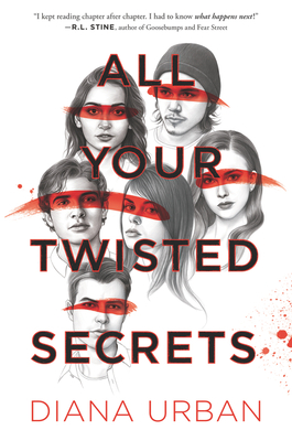 All Your Twisted Secrets - Urban, Diana