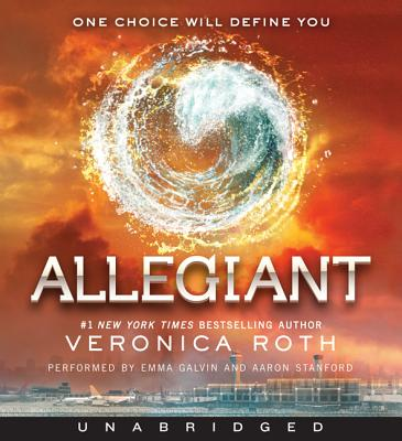 Allegiant CD - Roth, Veronica, and Galvin, Emma (Read by), and Stanford, Aaron (Read by)