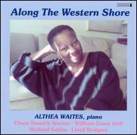 Along the Western Shore - Althea Waites (piano); Mark Uranker (piano)