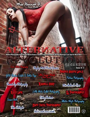 Alternative Revolution Magazine: Issue # 14 - Enoches, Michael