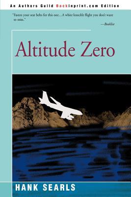 Altitude Zero - Searls, Hank