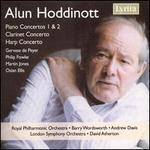 Alun Hoddinott: Piano Concertos Nos 1 & 2; Clarinet Concerto; Harp Concerto