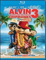 Alvin and the Chipmunks: Chipwrecked - With Movie Money [Blu-ray/DVD] [2 Discs]