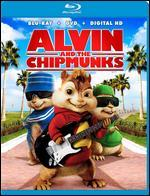 Alvin and the Chipmunks: With Movie Money [Blu-ray/DVD] [2 Discs]