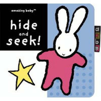 Amazing Baby: Hide And Seek - Harwood, Beth