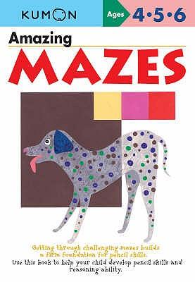Amazing Mazes - Kumon Publishing