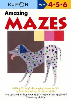 Amazing Mazes - Kumon Publishing (Creator)